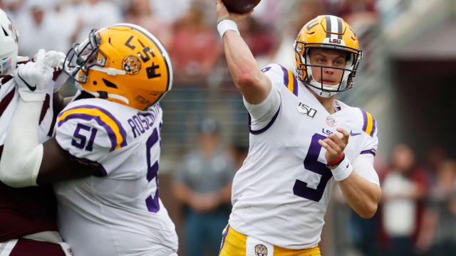 LSU vs. Mississippi State (Football)