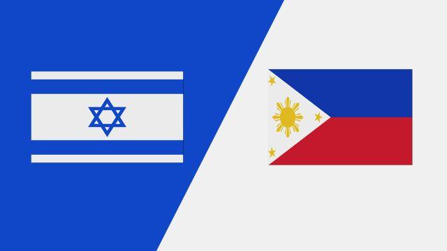 Israel vs. Philippines