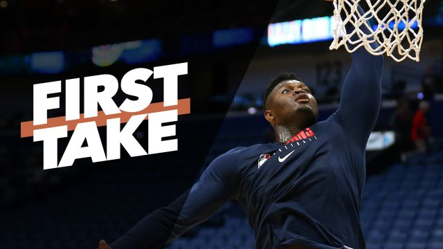 Wed, 1/22 - First Take