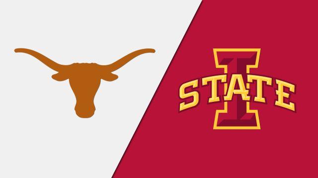 Texas vs. Iowa State (M Basketball)