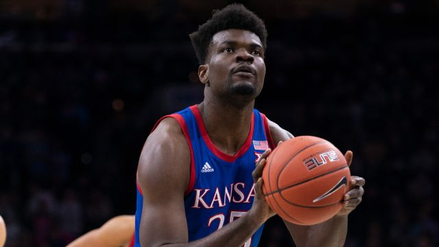 Mon, 1/27 - #3 Kansas vs. Oklahoma State (M Basketball)