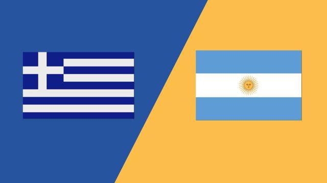 Greece vs. Argentina