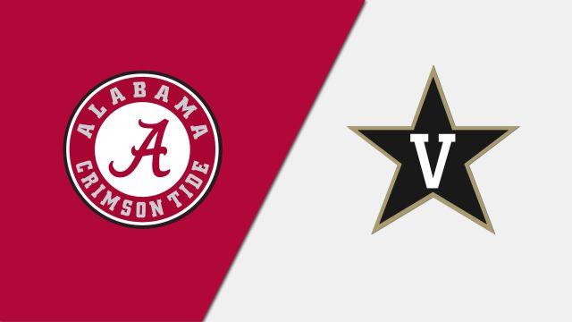 Alabama vs. Vanderbilt (W Basketball)