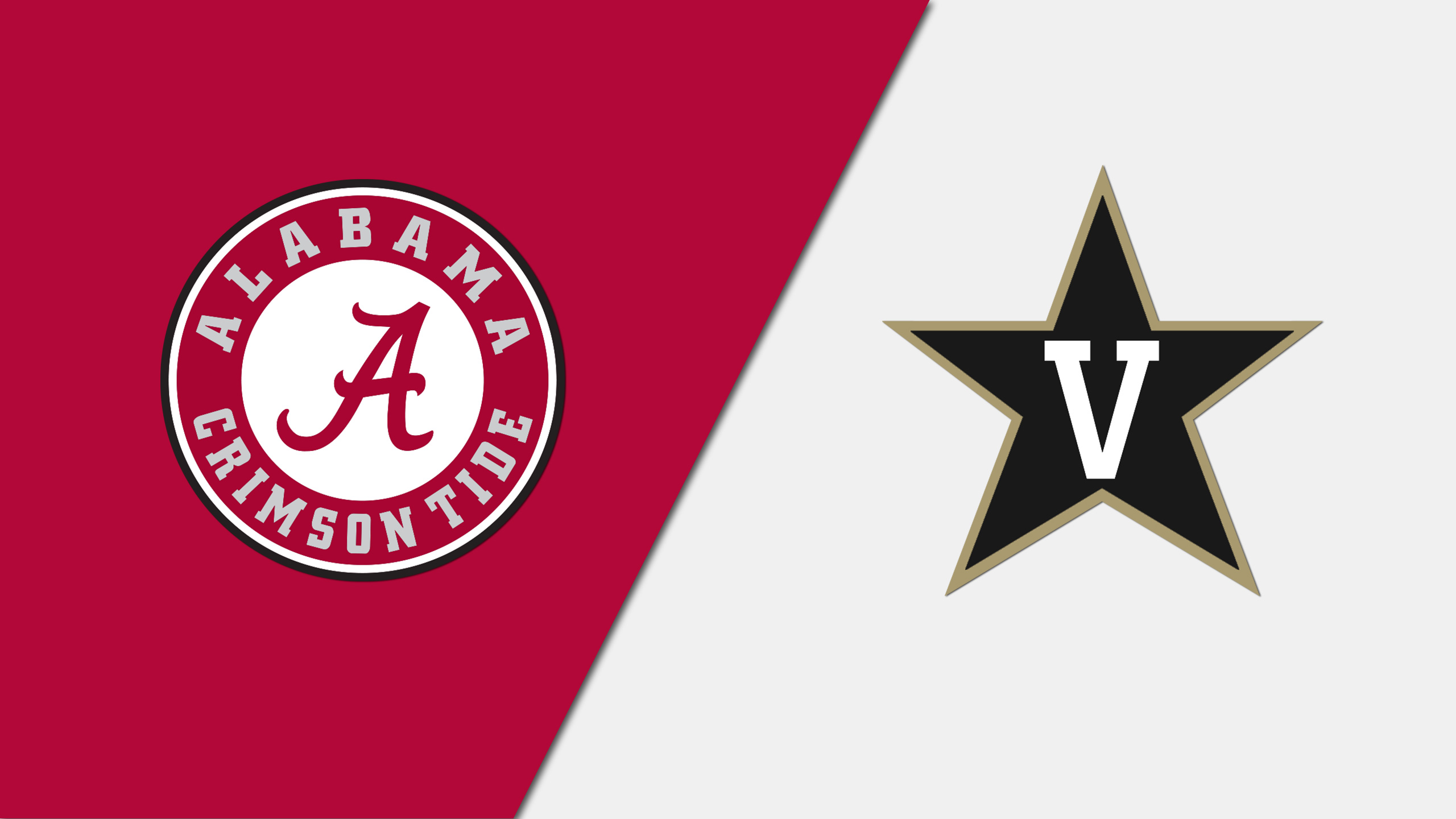 Alabama vs. Vanderbilt