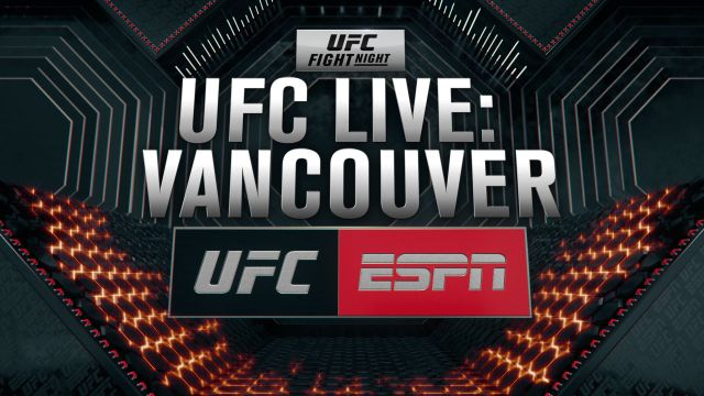 Fri, 9/13 - UFC Live: Fight Night Vancouver
