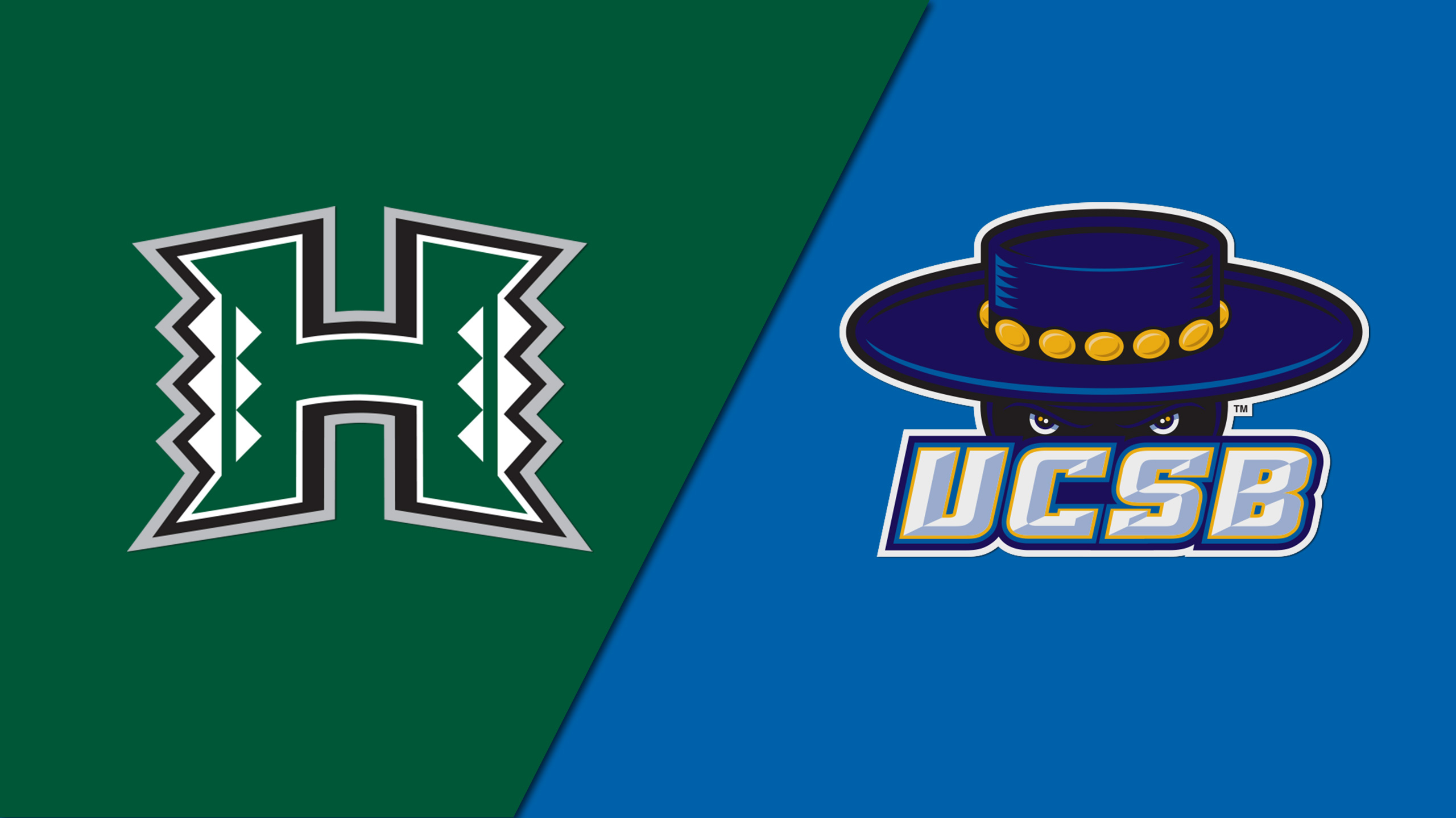 Hawai'i vs. UC Santa Barbara (M Basketball)