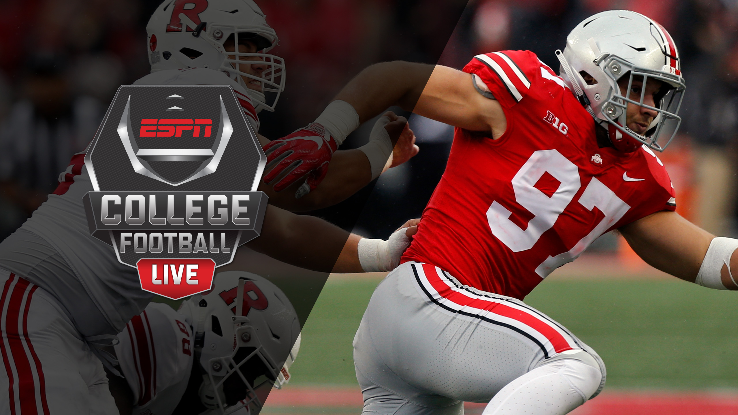 Tue, 10/16 - College Football Live