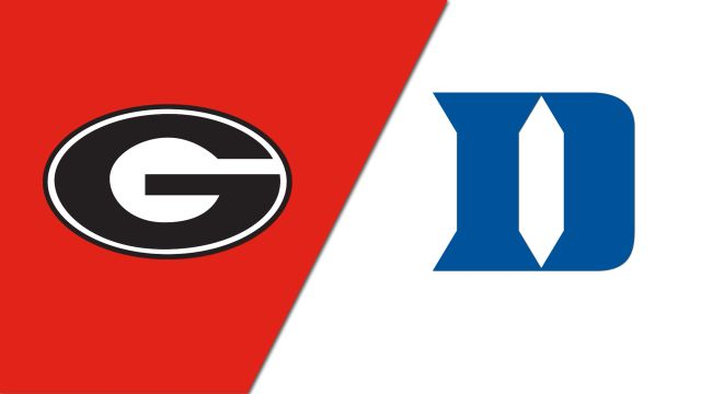 Georgia vs. Duke (W Volleyball)