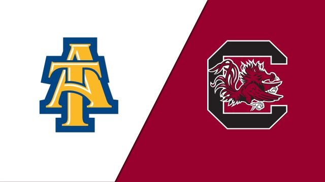 North Carolina A&T vs. South Carolina (Baseball)