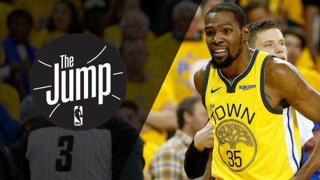 Thu, 4/18 - NBA: The Jump