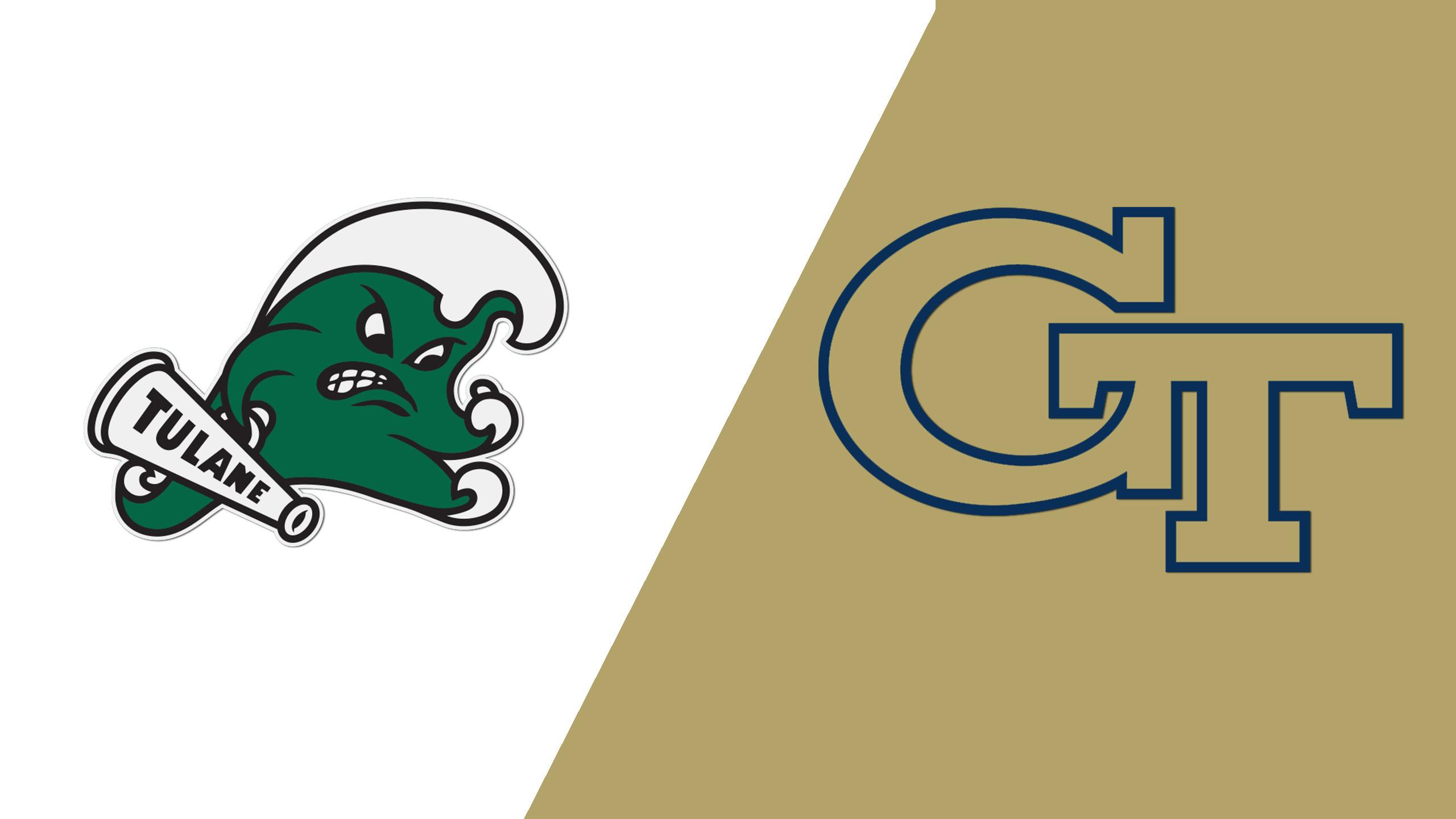 Tulane vs. Georgia Tech (W Volleyball)