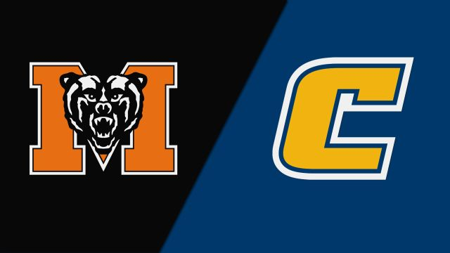 Mercer vs. Chattanooga (M Basketball)