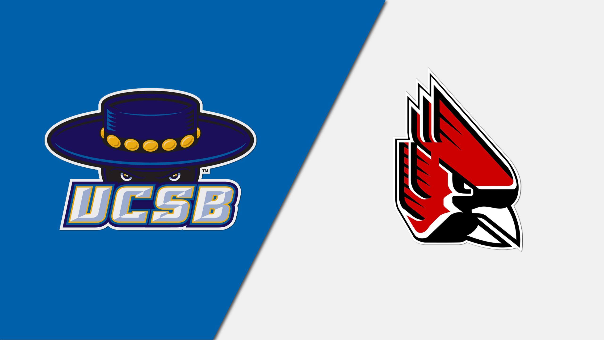 #12 UC Santa Barbara vs. #14 Ball State (M Volleyball)