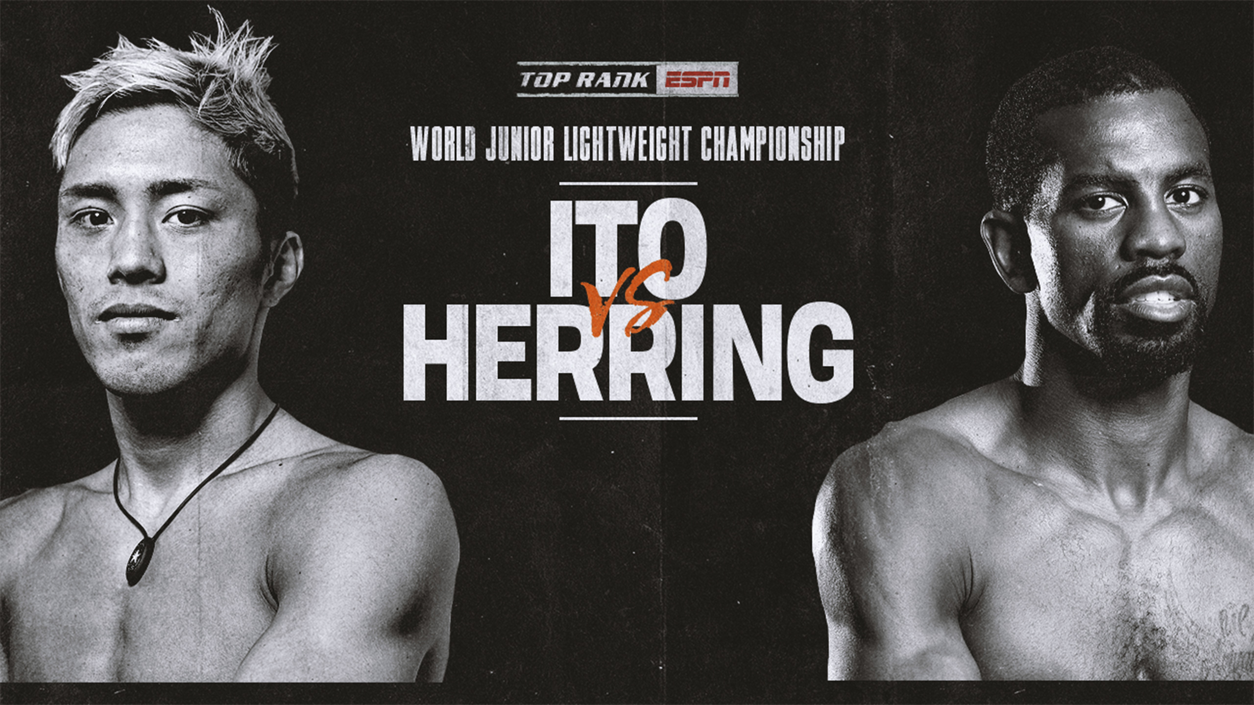 Masayuki Ito vs. Jamel Herring (re-air)