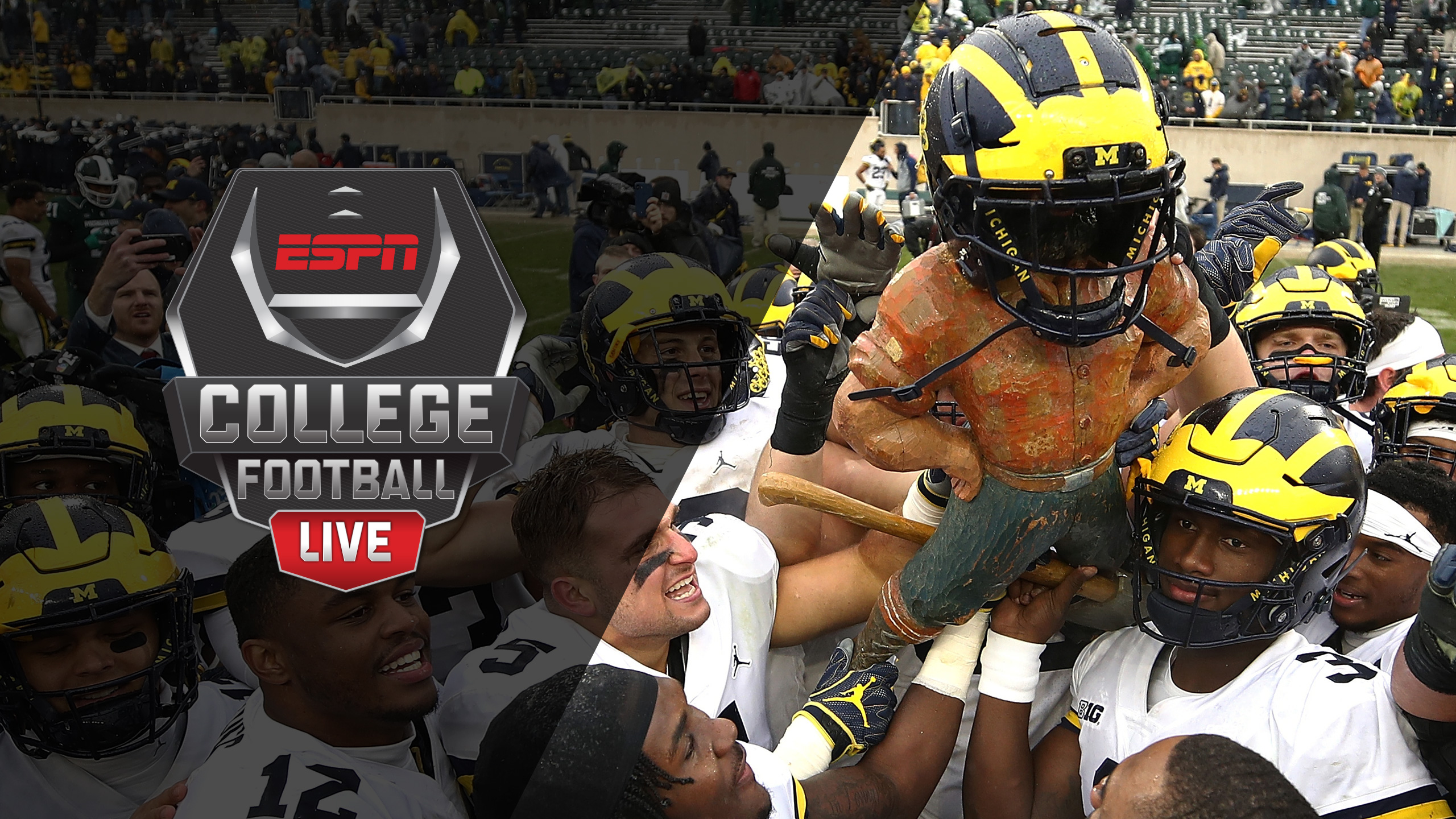 Tue, 10/23 - College Football Live