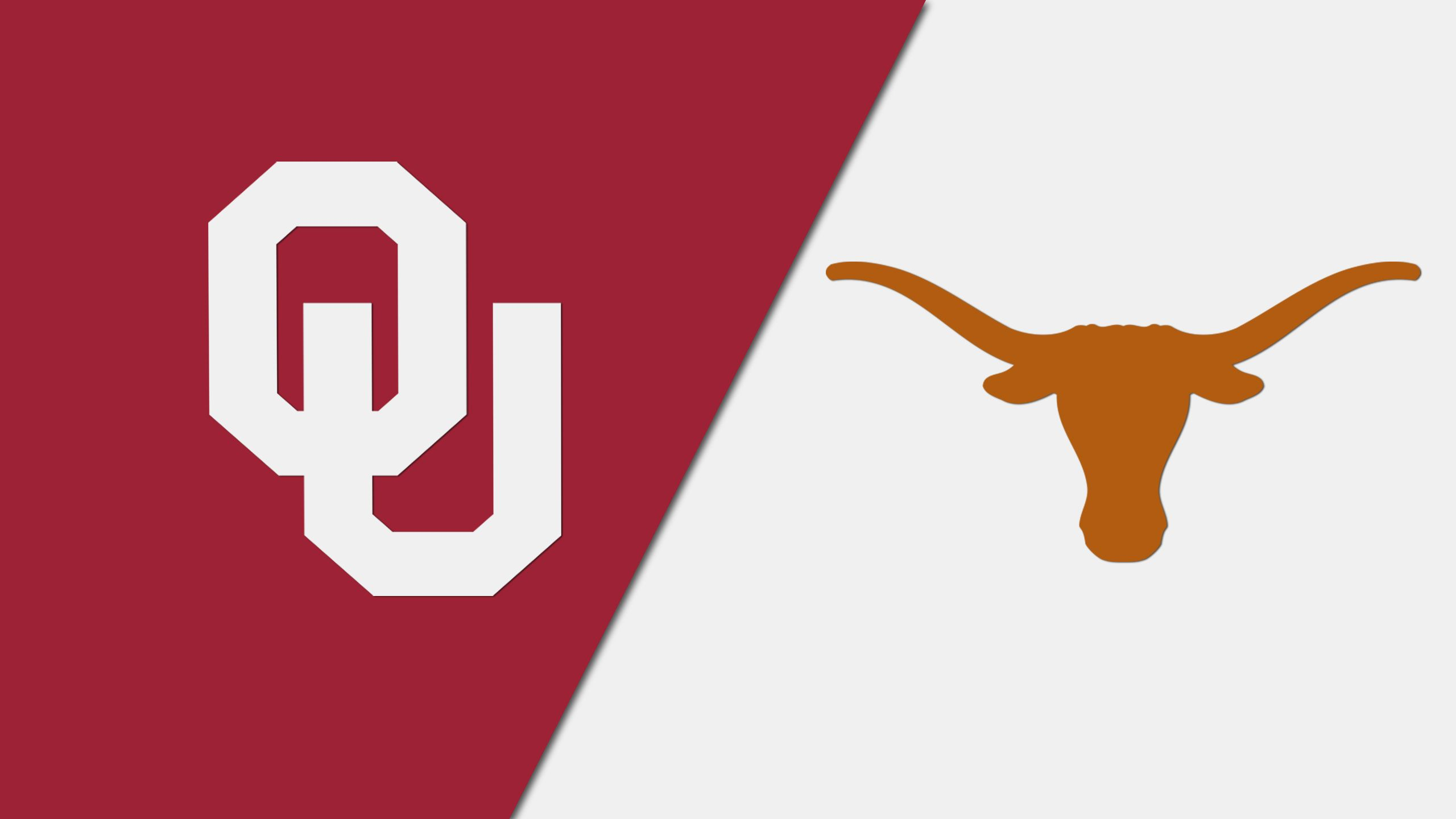#20 Oklahoma vs. Texas (M Basketball) (re-air)