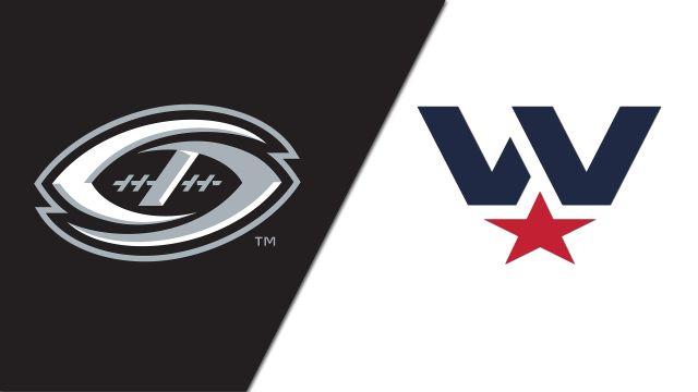 Columbus Destroyers vs. Washington Valor
