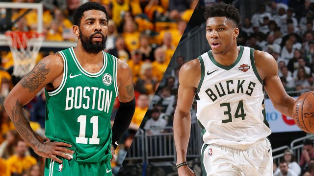 Boston Celtics vs. Milwaukee Bucks (Conference Semifinals, Game 1)
