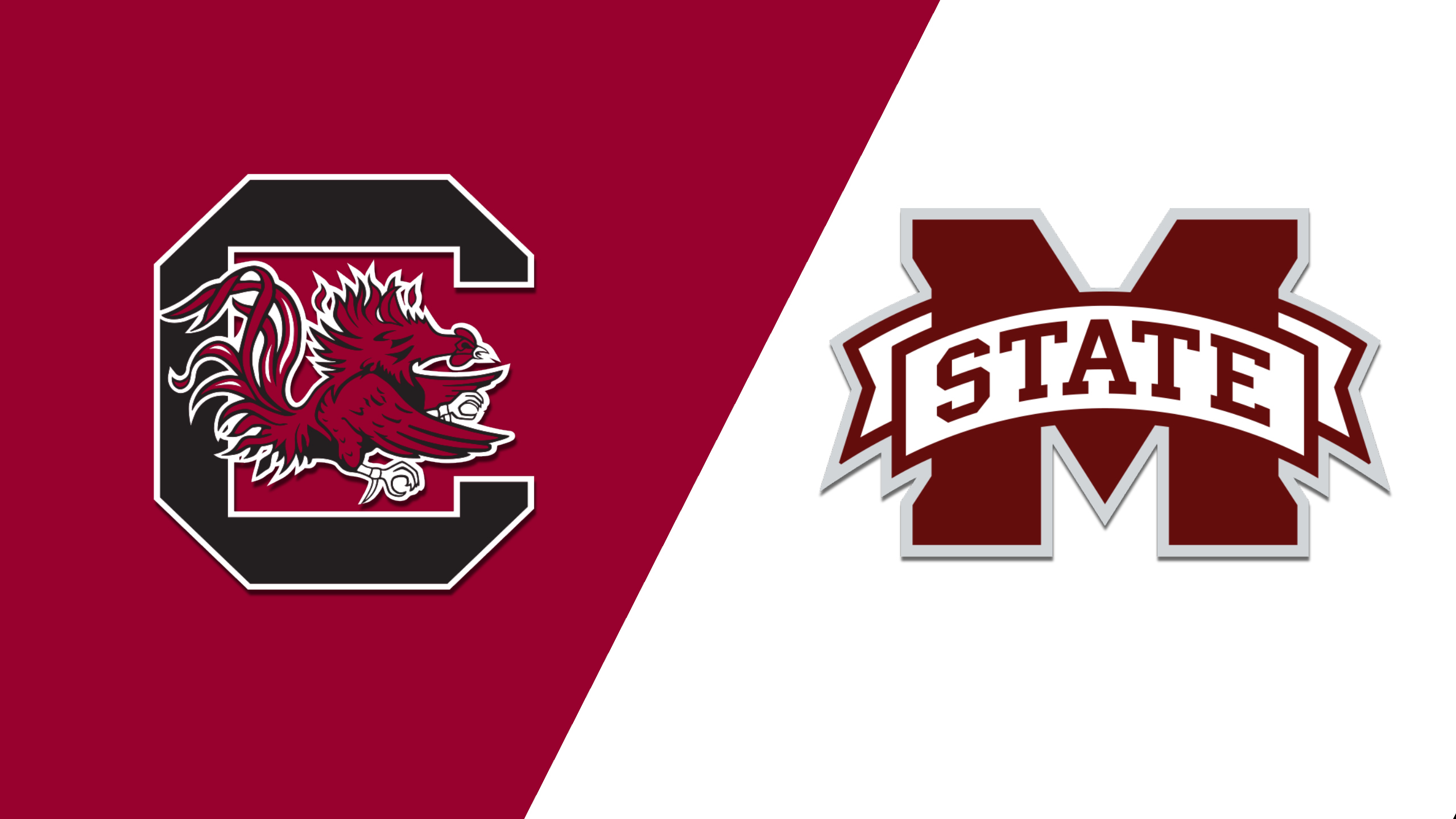 South Carolina vs. Mississippi State (M Basketball) (re-air)