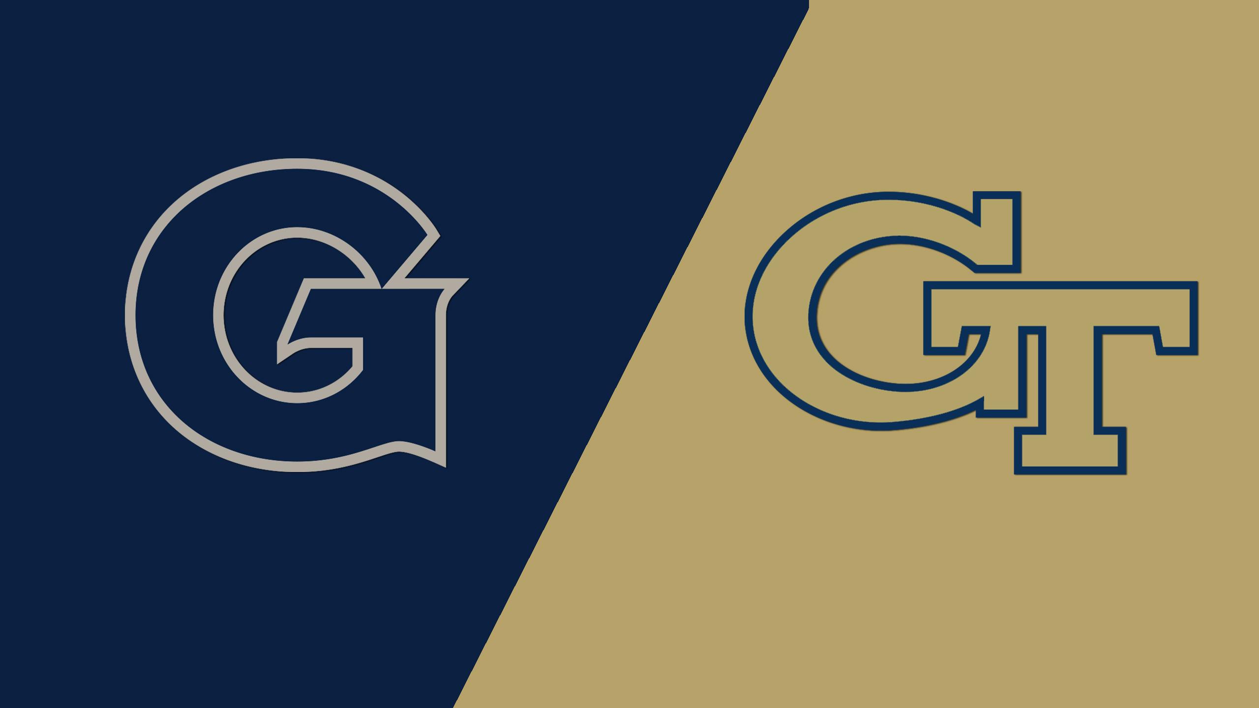 Georgetown vs. Georgia Tech (W Volleyball)