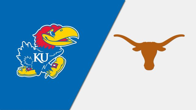 Kansas vs. Texas (M Basketball)