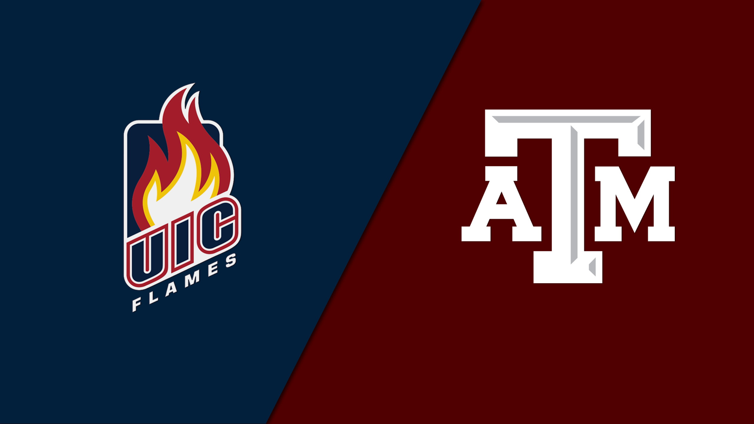 Illinois-Chicago vs. Texas A&M (Baseball)
