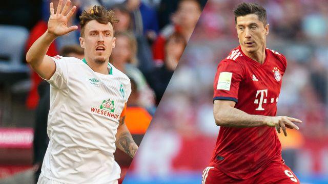 Werder Bremen vs. Bayern Munich (Semifinal) (German Cup)