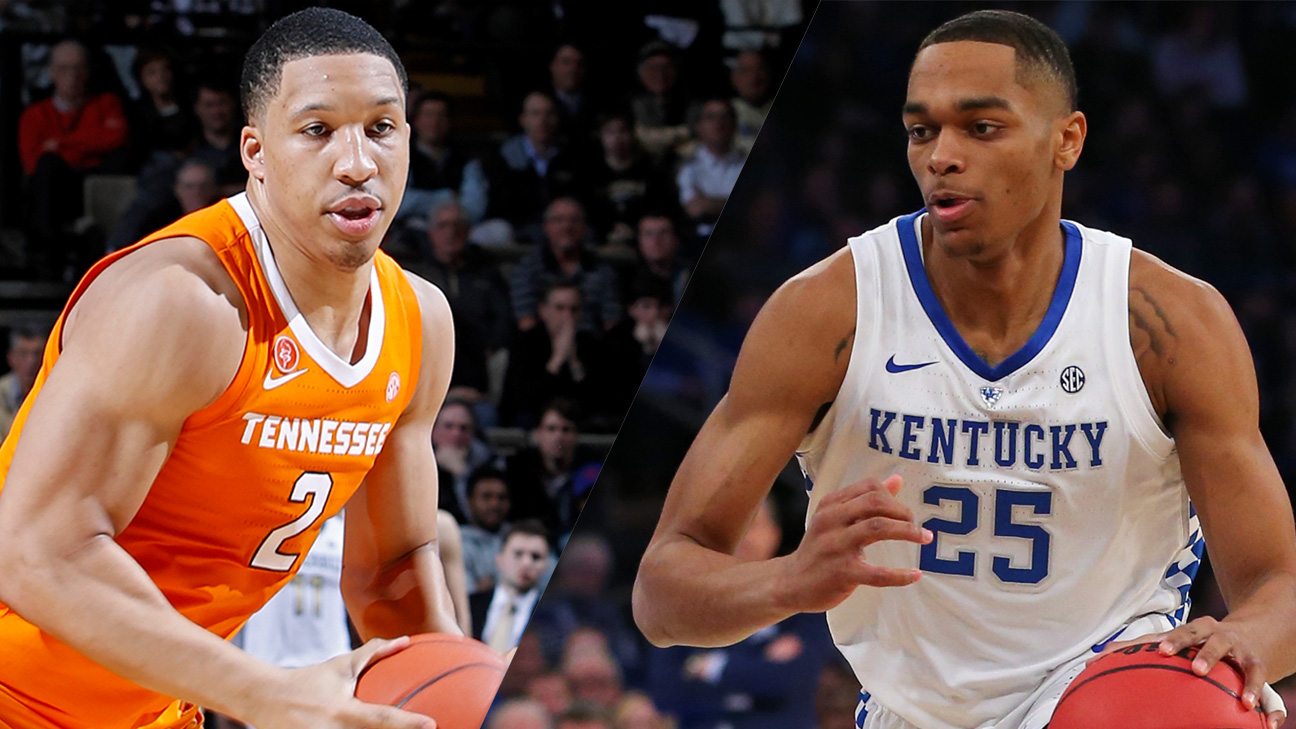 In Spanish - #1 Tennessee vs. #5 Kentucky (M Basketball)