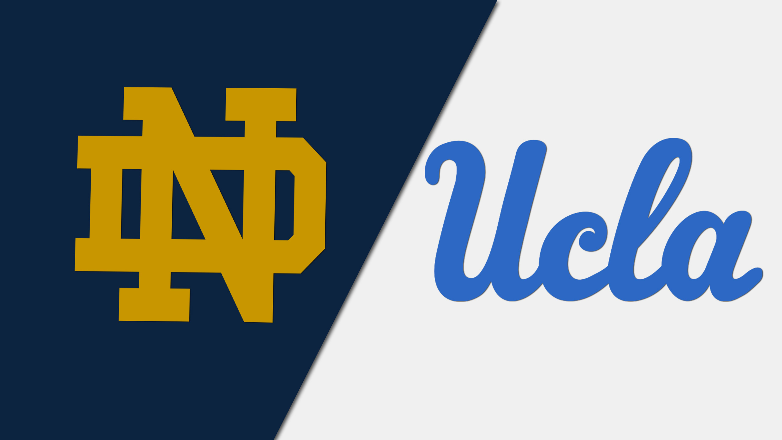Notre Dame vs. UCLA (M Basketball) (re-air)