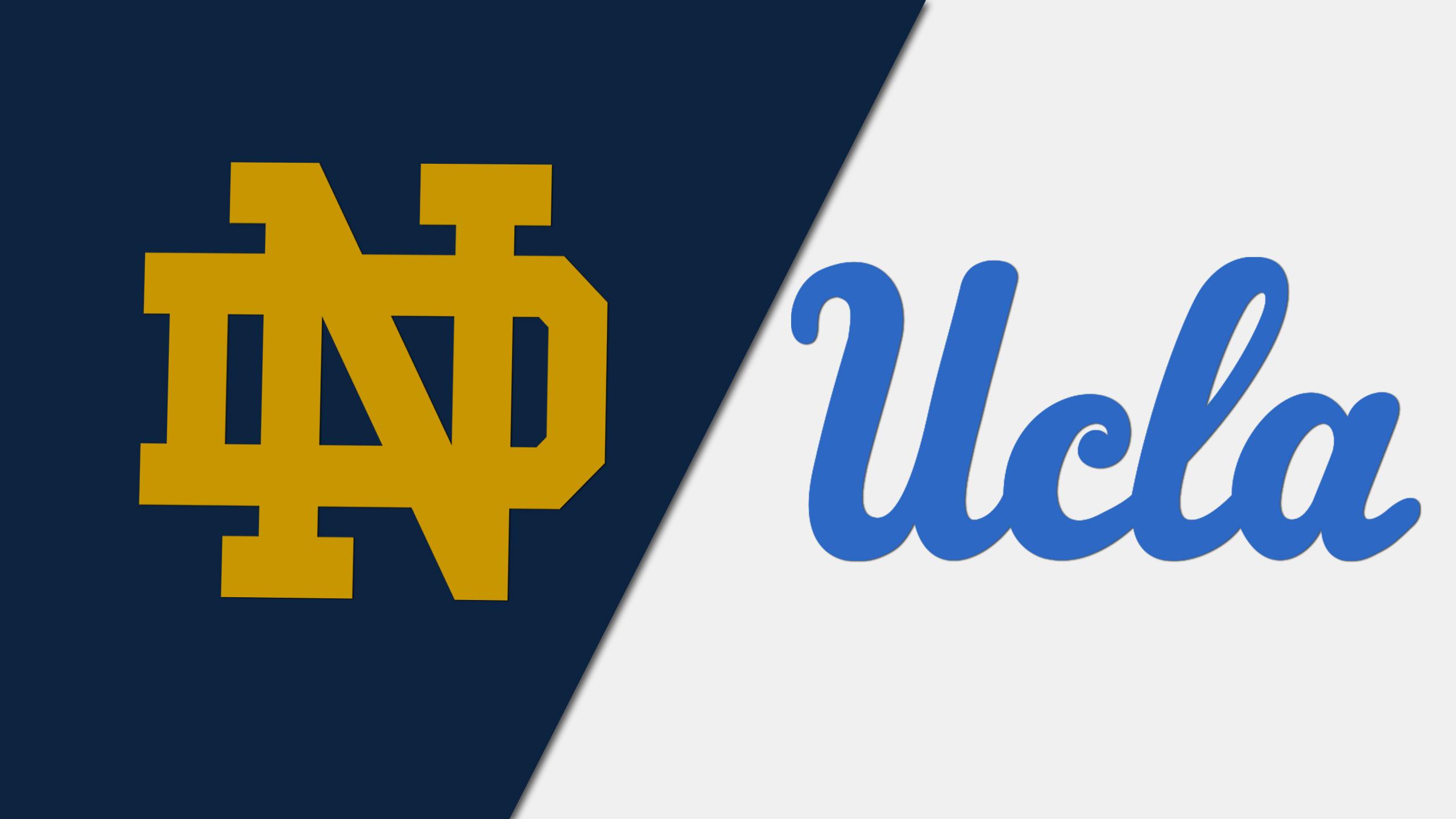 Notre Dame vs. UCLA (M Basketball)