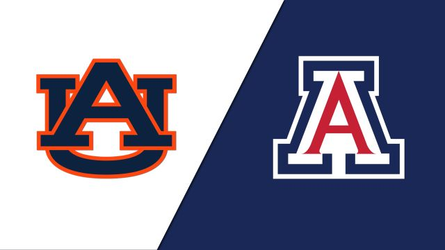 Auburn vs. Arizona (Site 5 / Game 3) (NCAA Softball Regionals)