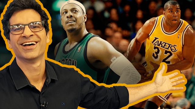 Os mais MEMORÁVEIS duelos entre Celtics e Lakers