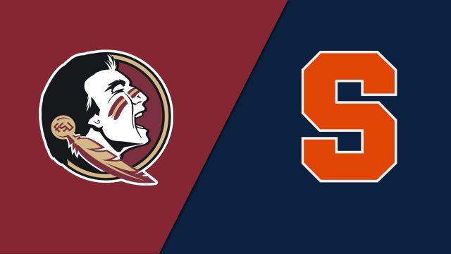 #6 Florida State vs. Syracuse (W Soccer)