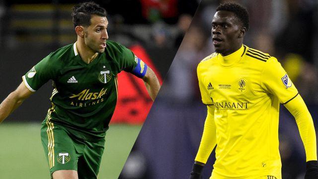 In Spanish-Portland Timbers vs. Nashville SC (MLS)