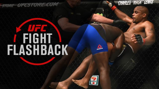UFC Fight Flashback: Cormier vs. A. Johnson 1