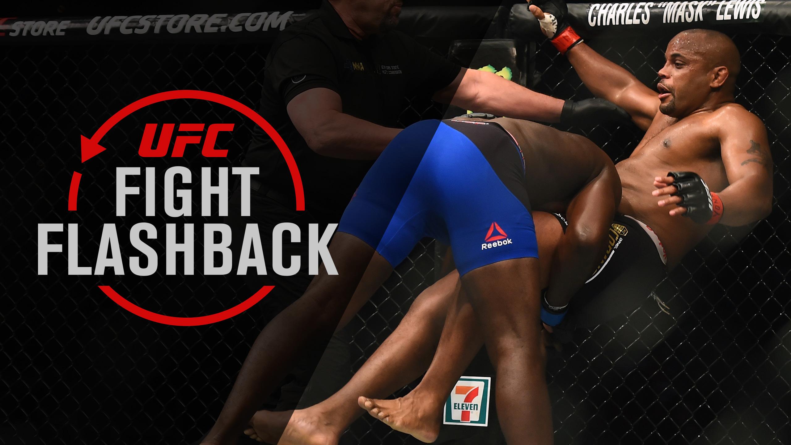 UFC Fight Flashback: Cormier vs. A. Johnson 1