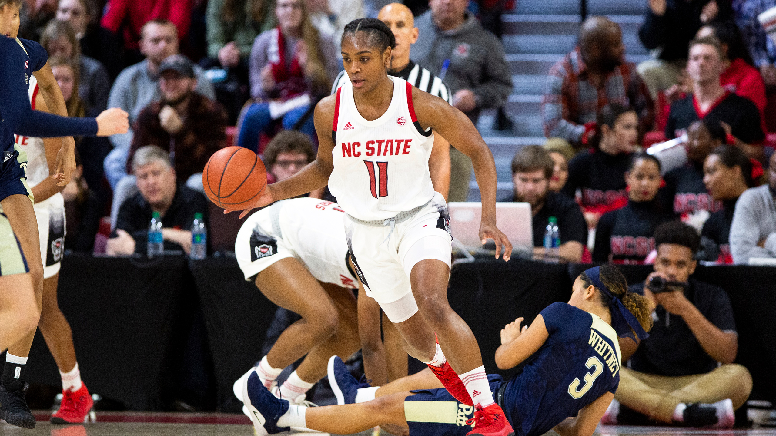 #9 NC State vs. North Carolina (W Basketball)