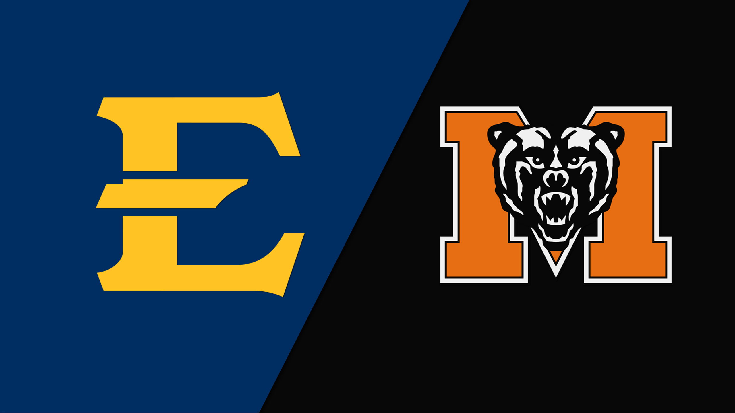 East Tennessee State vs. Mercer (M Basketball)