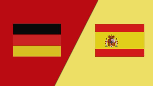 Germany vs. Spain (Group Stage)