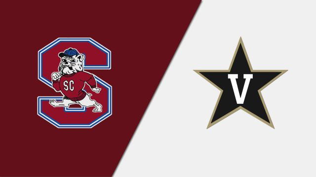 South Carolina State vs. Vanderbilt (M Basketball)