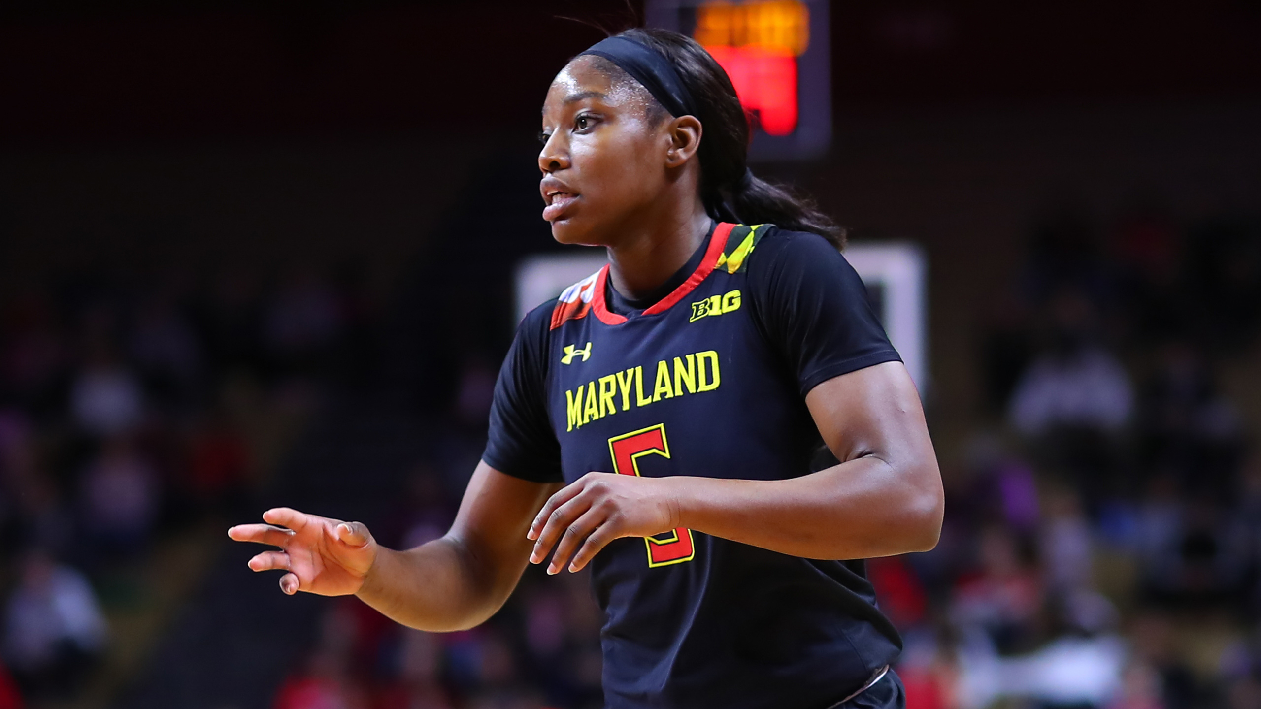 #7 Maryland vs. #14 Iowa (W Basketball)
