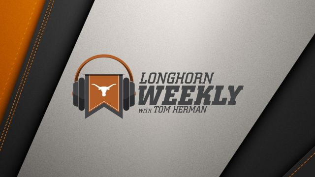 Thu, 11/14 - Longhorn Weekly with Tom Herman presented by the Texas Lottery