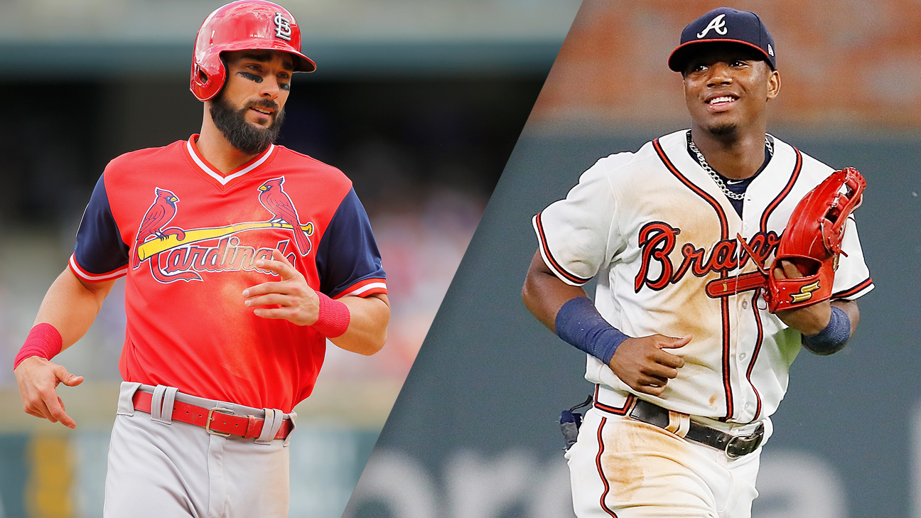 St. Louis Cardinals vs. Atlanta Braves (re-air)