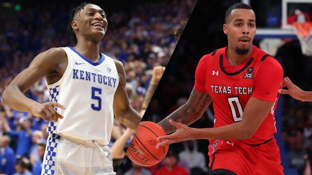 #15 Kentucky vs. #18 Texas Tech (M Basketball)