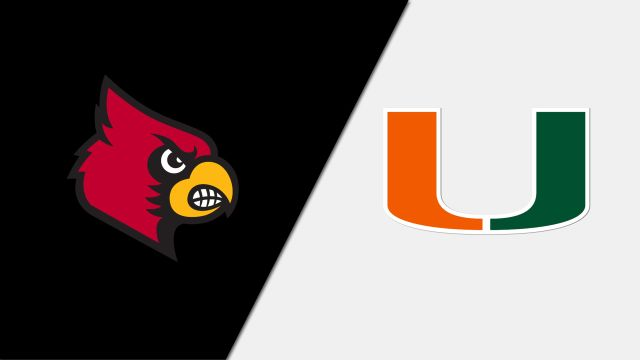 #12 Louisville vs. Miami (W Soccer)