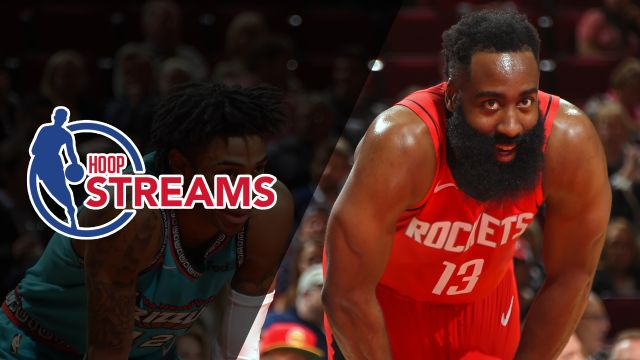 Hoop Streams: HOU vs. BOS