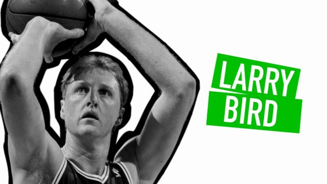 Série Doutrinadores: Larry Bird, The Legend