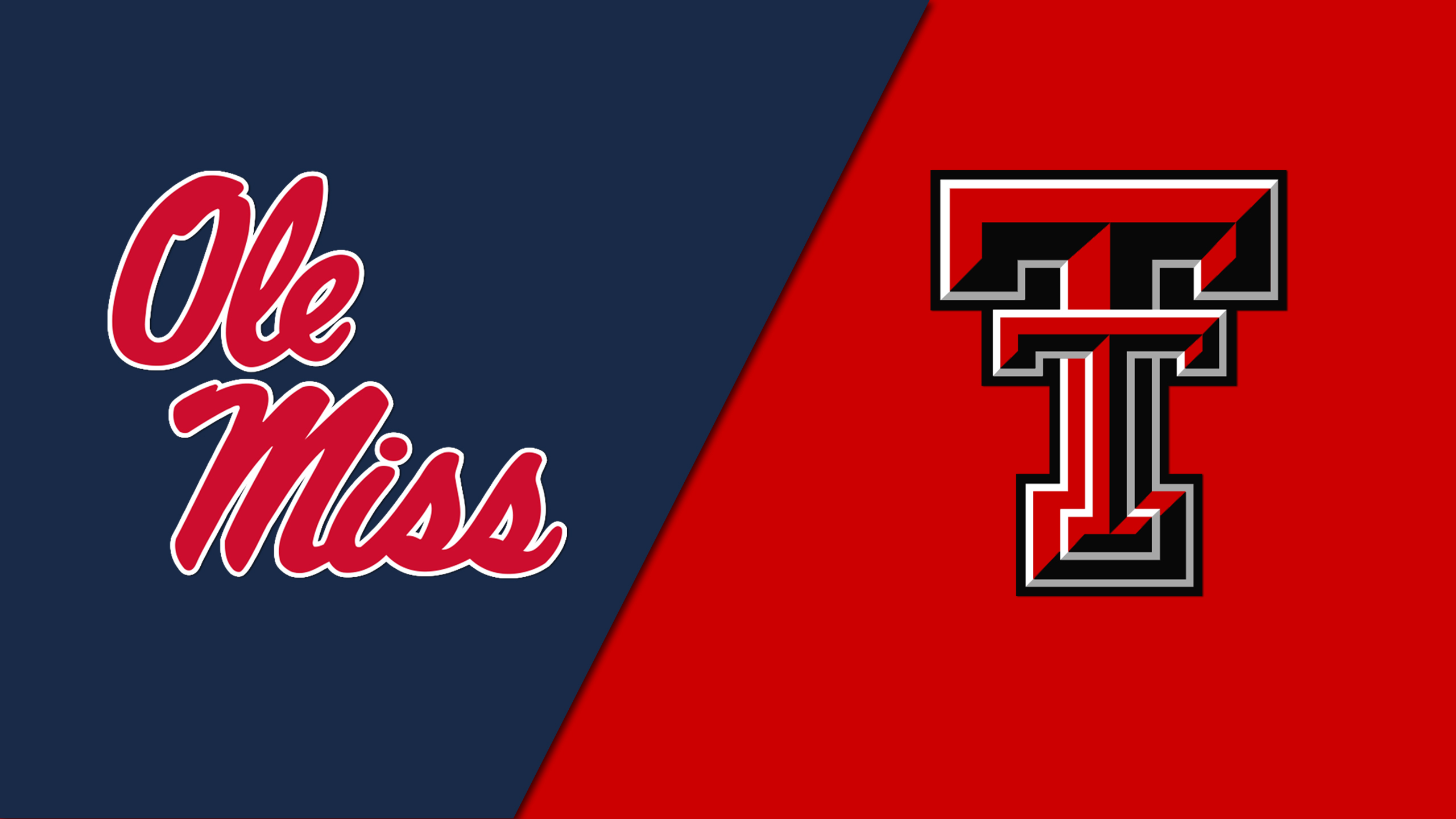 Ole Miss vs. Texas Tech (re-air)
