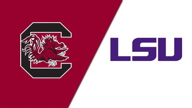 South Carolina vs. #17 LSU (First Round) (SEC Baseball Tournament)