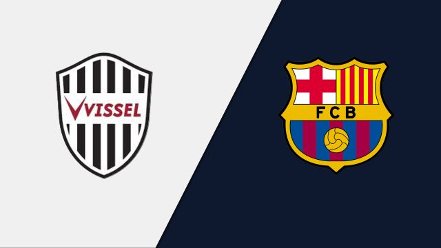Vissel Kobe vs. Barcelona (Rakuten Cup)